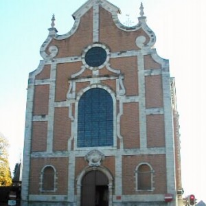 Huidige kerk